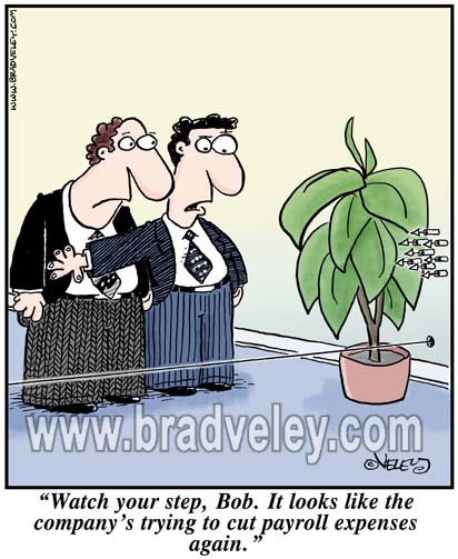Cartoons & Humorous Illustrations