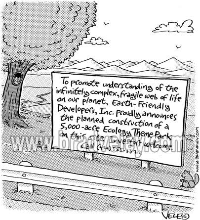 Earth-Friendly Developers, Inc.