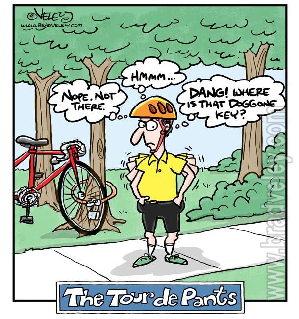 Tour de Pants