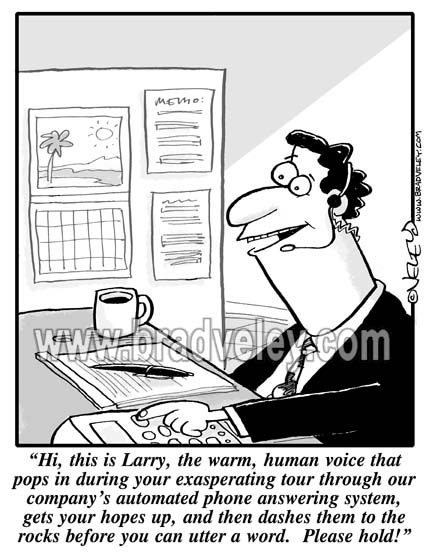 Warm, Human Voice