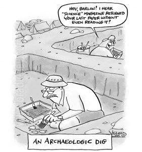 An Archaeologic Dig