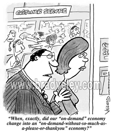 On-Demand Economy