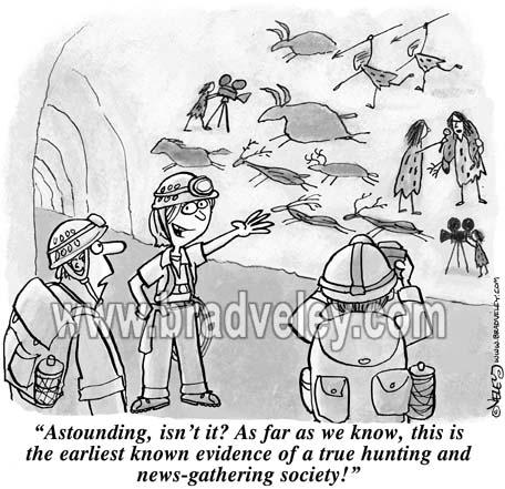 Hunting & News-Gathering Society