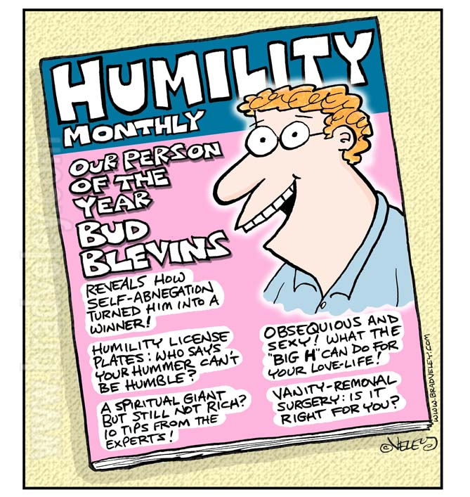 Humility Monthly Magazine
