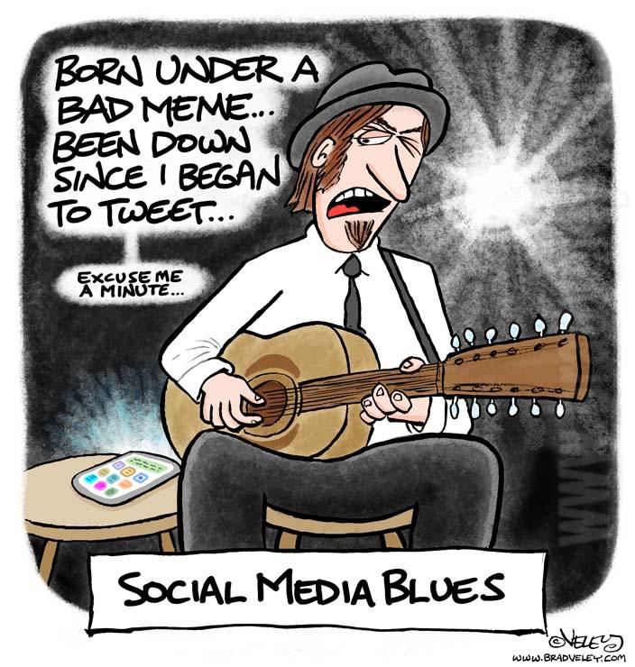 Social Media Blues