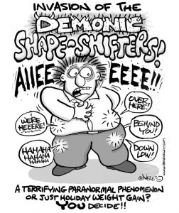 Invasion of the Demonic Shape-Shifters