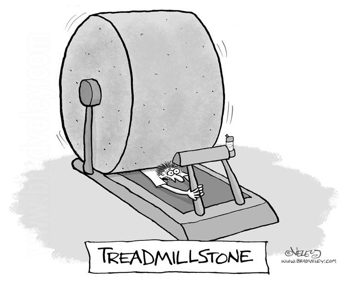 Treadmillstone