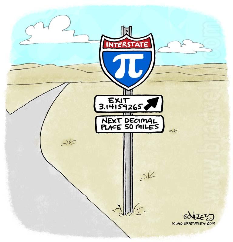 Interstate Pi
