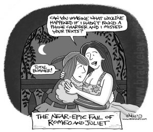 The Near-Epic Fail of Romeo and Juliet
